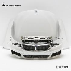 BMW 6ER G32 przód maska zderzak Mineral Weiss A96