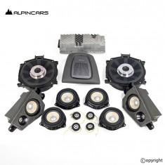 BMW F16 X6 F86 X6M nagłośnienie Bang Olufsen S6F2A