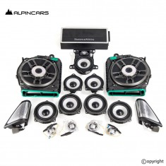 BMW G11 G12 7 BW Bowers Wilkins  High End Sound System