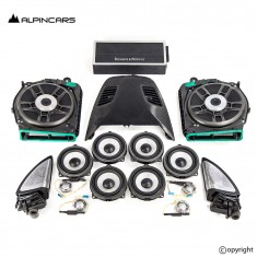 BMW G32 6GT BW Bowers Wilkins  High End Sound System