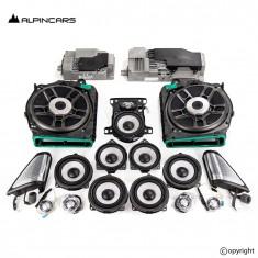 BMW G11 G12 7 BW Bowers Wilkins  High End Sound System ALEV4