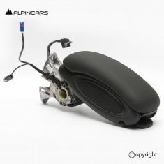 MINI F55 F56 F57 Armrest black SNAP IN