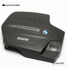 BMW F30 F31 F32 F36 ORIGINAL ENGINE COVER  TWINPOWER NEW 7614291