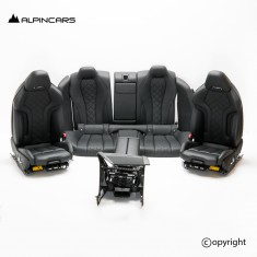 BMW F93 M8 G16 Gran Coupe Seats Interior Leather