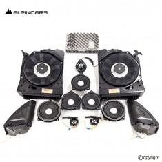 BMW 1er F21 HK Harman Kardon amp audio speaker set S674