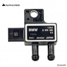 BMW F20 F21 F22 Exhaust gas differential pressure sensor 8570686