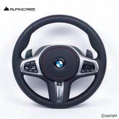 BMW F40 128ti ORIGINAL PADDLES STEERING WHEEL AIRBAG LIM SET 5P20612