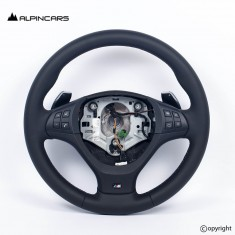 BMW X5 E70 Original Steering wheel Leather Paddles Multifunction 6780544