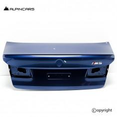 BMW F90 M5 G30 klapa tył tylna marina bay blau C1K