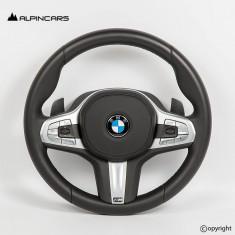 BMW 7ER G11 G12  ORIGINAL PADDLES STEERING WHEEL LIM ACC BUTTON  G815830