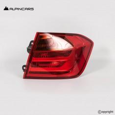 BMW F30 F35 F80 M3 Lampa Prawy Tył 7372784