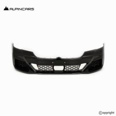 BMW 5er G30 G31 LCI LIFT ECE front bumper Saphire black 475