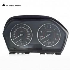 BMW  F20 F21 F22 F23  SPORT Line Instrumentenkombi I-Kombi  cluster benzin 6  km