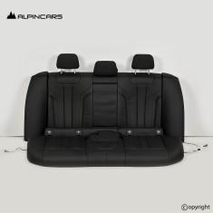 BMW G30 rear seat Interior leder dakota black