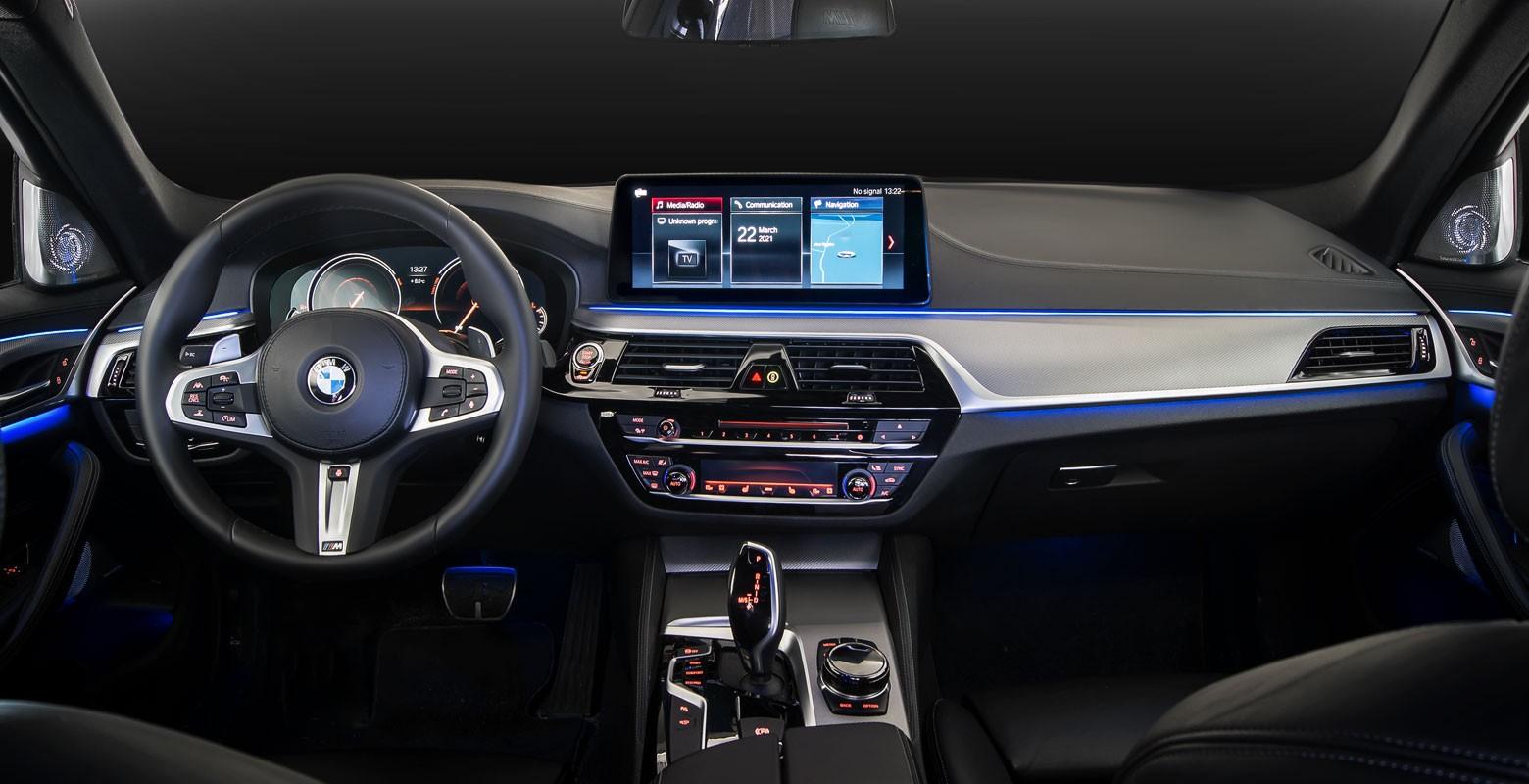 Części samochodowe BMW